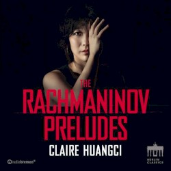 The Preludes by Claire Huangci