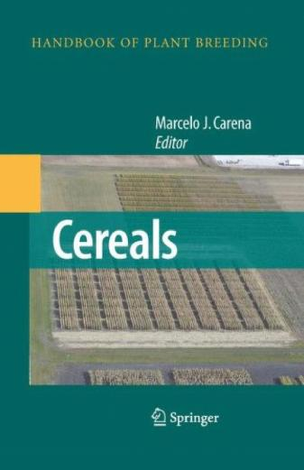 Cereals (Handbook of Plant Breeding) by