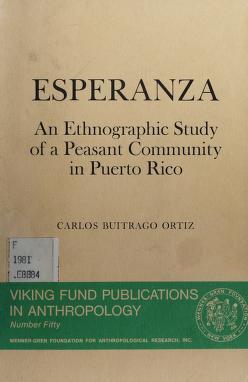Cover of: Esperanza | Carlos Buitrago Ortiz