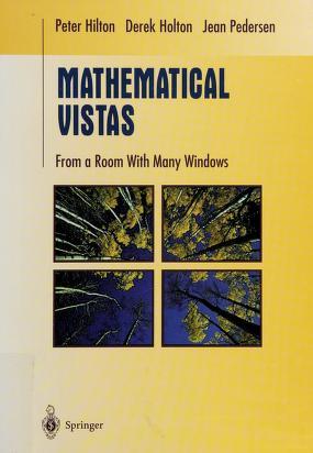 Cover of: Mathematical vistas | Peter John Hilton