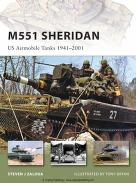 Cover of: M551 Sheridan: US airmobile tanks, 1941-2001